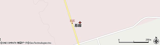 禅法寺周辺の地図