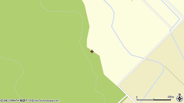 〒071-1256 北海道上川郡鷹栖町16線の地図