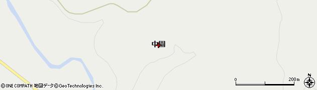 北海道旭川市江丹別町(中園)周辺の地図