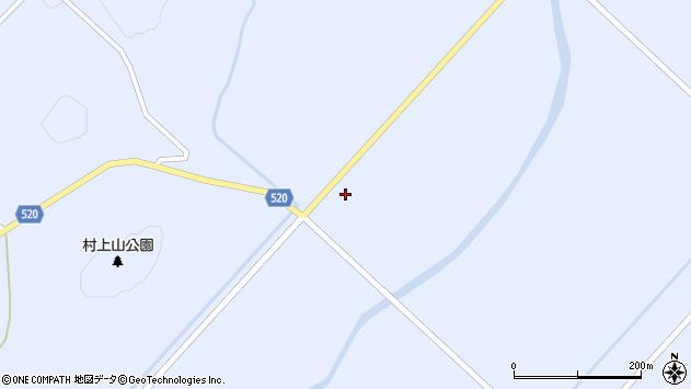 〒078-0323 北海道上川郡比布町北3線の地図