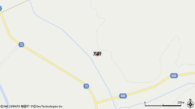 〒071-1177 北海道旭川市江丹別町芳野の地図