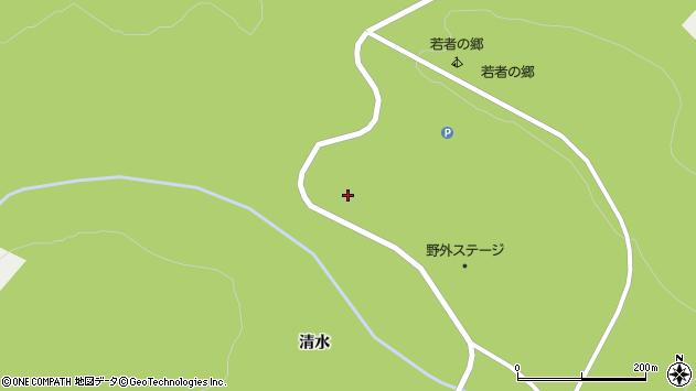 〒071-1171 北海道旭川市江丹別町清水の地図