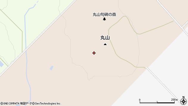 〒071-1262 北海道上川郡鷹栖町22線の地図