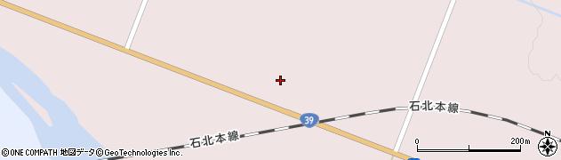 柏林寺周辺の地図