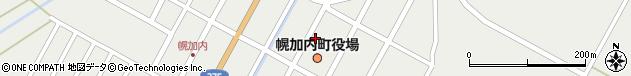 北海道雨竜郡幌加内町周辺の地図