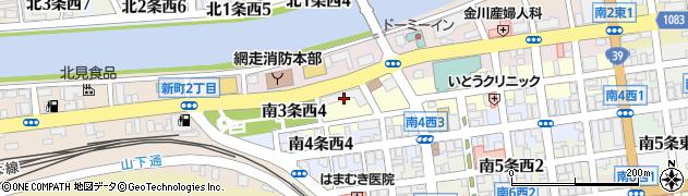 道営中央公園団地周辺の地図