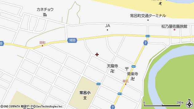 〒093-0210 北海道北見市常呂町常呂の地図
