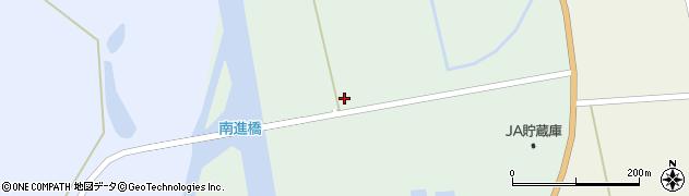 北海道士別市南町西周辺の地図