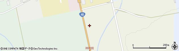 北海道士別市南町東(3区)周辺の地図