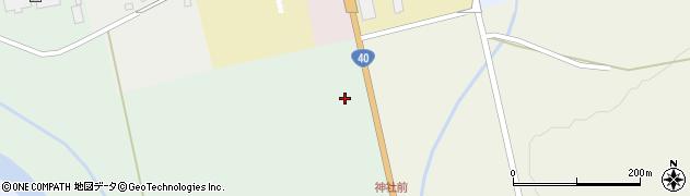 北海道士別市南町西(3区)周辺の地図