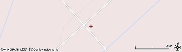 北海道士別市中士別町(7線東)周辺の地図