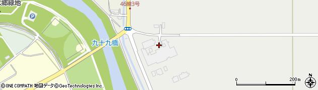 北海道士別市武徳町(46線東)周辺の地図