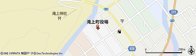 北海道滝上町(紋別郡)周辺の地図