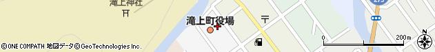 北海道紋別郡滝上町周辺の地図