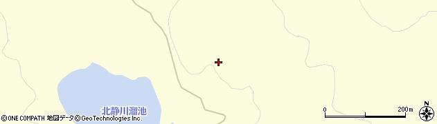 北海道士別市温根別町(北静川)周辺の地図