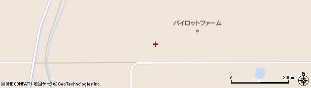 北海道士別市多寄町(31線東)周辺の地図