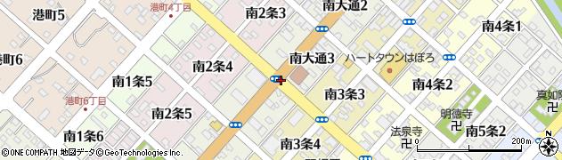南大通4周辺の地図