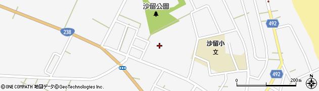 北海道紋別郡興部町沙留旭町周辺の地図