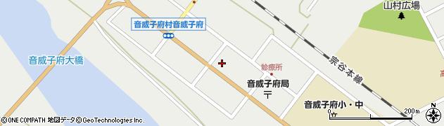 北海道中川郡音威子府村音威子府 住所一覧から地図を検索 ...