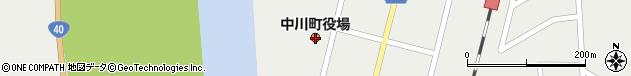 北海道中川郡中川町周辺の地図