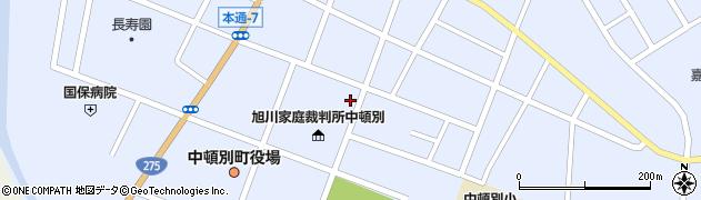 大法寺周辺の地図