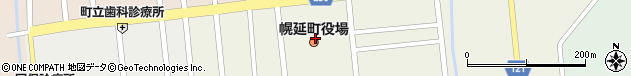 北海道天塩郡幌延町周辺の地図