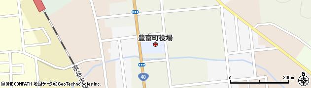 北海道天塩郡豊富町周辺の地図