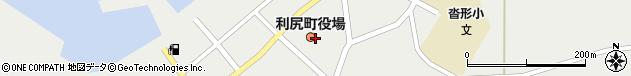 北海道利尻郡利尻町周辺の地図