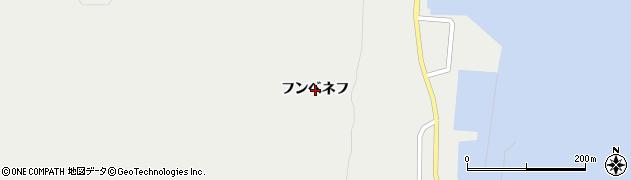 北海道礼文町(礼文郡)香深村(フンベネフ)周辺の地図