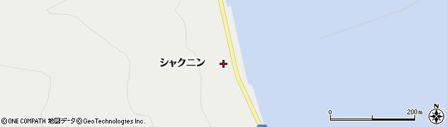 北海道礼文町(礼文郡)香深村(シャクニン)周辺の地図