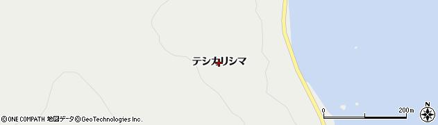 北海道礼文町(礼文郡)香深村(テシカリシマ)周辺の地図