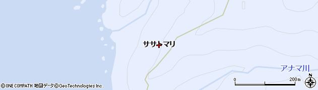 北海道礼文町(礼文郡)船泊村(ササトマリ)周辺の地図