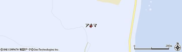 北海道礼文町(礼文郡)船泊村(アナマ)周辺の地図