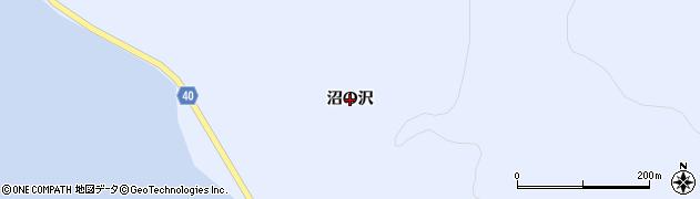 北海道礼文町(礼文郡)船泊村(沼の沢)周辺の地図