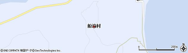 北海道礼文町(礼文郡)船泊村周辺の地図