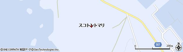 北海道礼文町(礼文郡)船泊村(スコトントマリ)周辺の地図