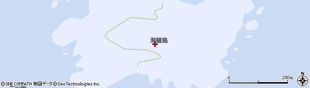 北海道礼文町(礼文郡)船泊村(トドジマ)周辺の地図