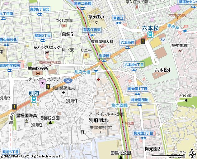 福岡別府団地郵便局 ATM