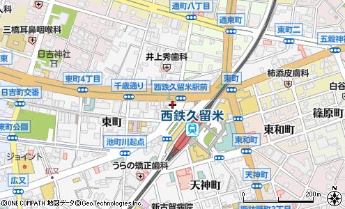 部 久留米 営業 福岡 銀行