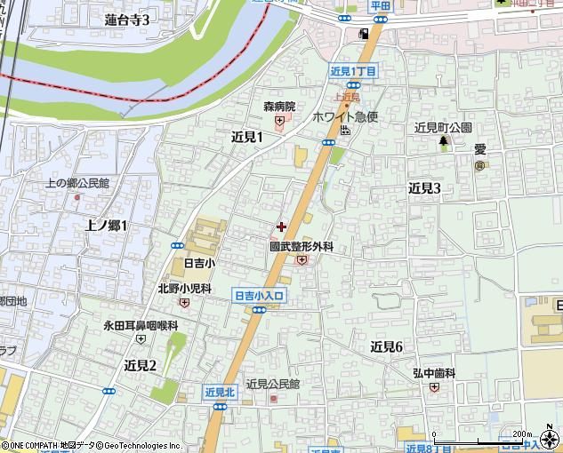 昭和タクシー合資会社 配車センター(熊本市/タクシー)の地図 ...