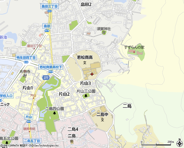 福岡県立若松商業高等学校