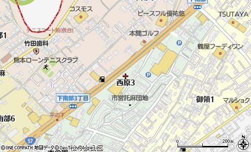 遊歩堂東バイパス店(熊本市/サービス店・その他店舗)の住所・地図 ...