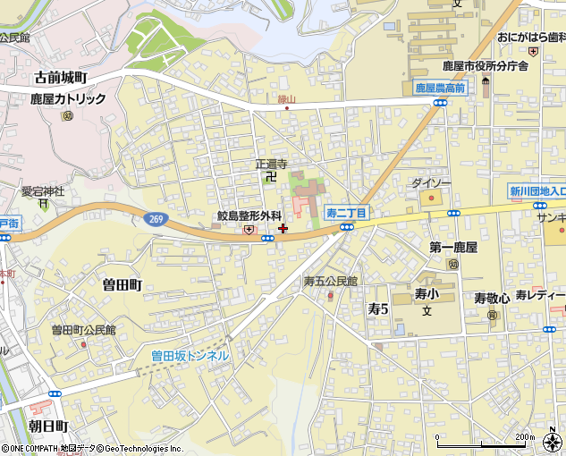 さくら調剤薬局 - 鹿屋市 / 薬局 - goo地図