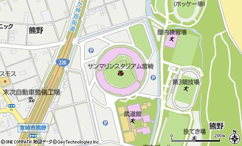 宮崎 県 総合 運動 公園