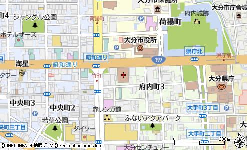 大分中央郵便局配達(大分市/郵便局・日本郵便)の電話番号・住所 ...