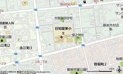 日向市立日知屋東小学校(日向市/小学校)の電話番号・住所・地図 ...