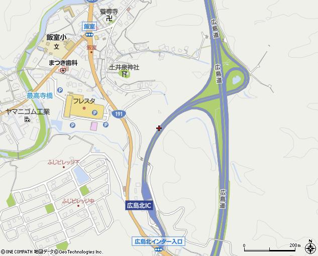 広島北IC