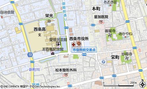 松山家庭裁判所西条支部 家事係(西条市/裁判所)の電話番号・住所 ...