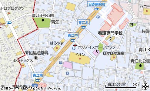 イオン 岡山 青江