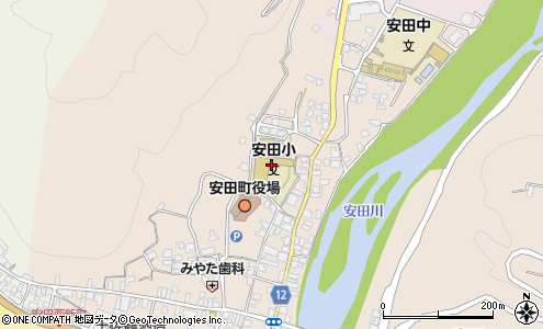 安田町立安田小学校(安芸郡安田町/小学校)の電話番号・住所・地図 ...